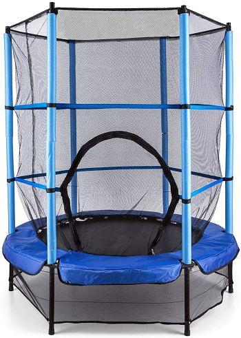 oferta de cama elástica para niños